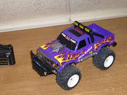 bigfoot 5 monster truck toy tandy radio shack 4 4 off roader 1985 r c toy memories