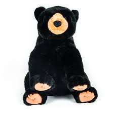 Black Bear Decorations Home Dog Toys Chew Interactive Petco Com Multipet Look Whos Talking