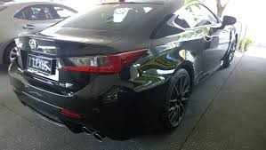 lexus dealers brisbane rc f test drive on the back roads much more than the is f page