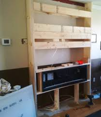 Electric Fireplace Insert Installation by Diy Electric Fireplace Install