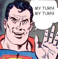 Super Man Meme - i splotchy superman meme
