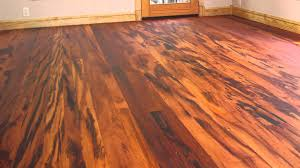 Laminate Flooring Youtube Tiger Wood Hardwood Flooring Youtube