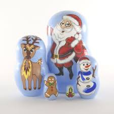 xmas gift vaskin gifts christmas gift ideas matryoshka russian dolls collection