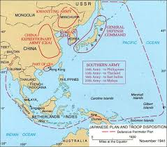 netherlands east indies map japanese of southeast asia in world war ii facts and