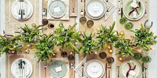 thanksgiving table setting goals according to