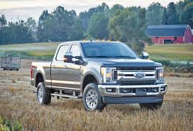 the new ford f 250 super duty comes in five trim levels the base