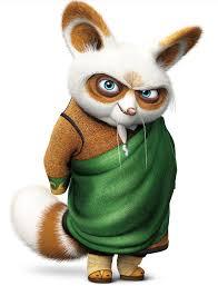 dustin hoffman doesn u0027t know what animal he plays in u0027kung fu panda u0027