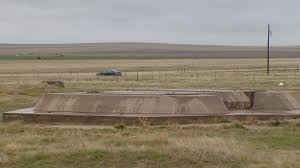 Deep Silo Builder Under Colorado Strange Underground Missile Silo 9news Com