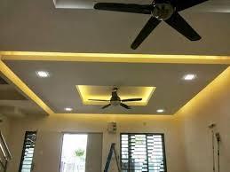 Contractor Ceiling Fans by Gypsum False Ceiling Contractor In Kolkata Decor Enterprise De