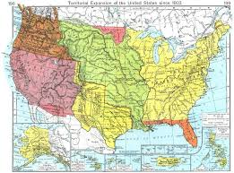 us map states hawaii us map states and usa territorial growth from 1803
