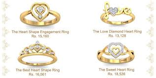 love shaped rings images Blog hearts shape rings are the symbol of love and romance jpg