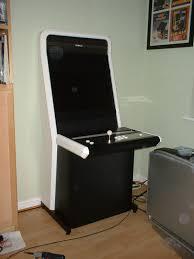 sit down arcade cabinet superb sit down arcade cabinet 8 sit down arcade cabinet plans