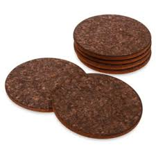 cork coasters buy cork coasters from bed bath beyond