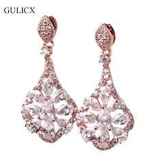 Big Chandelier Earrings Big Gold Chandelier Earrings Large Gold Chandelier Earrings Flola