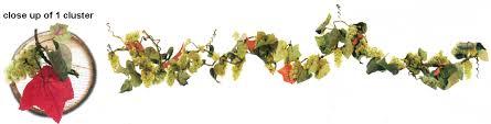 sukkah decorations 30 cluster grape vine sukkah decorations