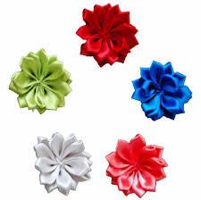 satin ribbon flowers vp variety pack satin ribbon flowers