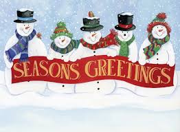 season s greetings and other seasonal pitfalls bridging the