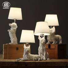 ceramic dog lamp reviews online shopping ceramic dog lamp