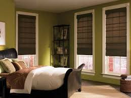 bedroom window blinds and bedroom home design interior and