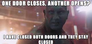 Side By Side Meme - 12 hilarious memes on drax the destroyer that will make you laugh