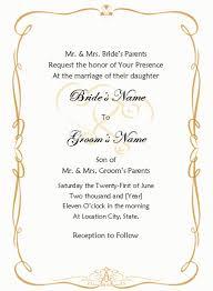 formal invitations formal invitation template blank