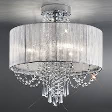 Black Ceiling Light Shade Ceiling Lights Awesome Ceiling Light Shade With Crystals Vintage