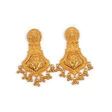 gold erring gold earring sone ki baliyan shri hari jewellers delhi id