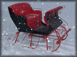 santa sleigh for sale american carriage llc buggy sleigh and stagecoach company