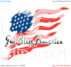 Waving American Flag American Flag Waving Clipart 2139175