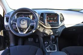 jeep xj steering wheel 2016 jeep cherokee latitude 75th anniversary edition review by