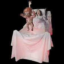 halloween decorations zombie birth extreme animatronic prop