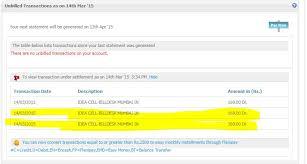 Sbi Cc Bill Desk Billdesk U2014 Idea Bill Paid Twice But Not Processed And Debited In