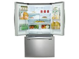 French Door Fridge Size - 26 cu ft french door with filtered ice maker refrigerators