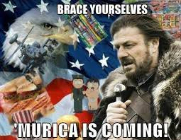 Meme Brace Yourself - brace yourselves murica is coming memes and comics