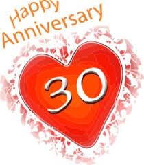 30 wedding anniversary gift wedding 30th anniversary 30 year anniversary gift how to choose