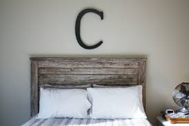 Wood Headboard Diy Wood Headboard Also Grey 2017 Images Bedroom Makeover With