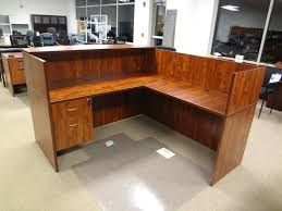 Reception Office Desk Used Office Furniture Used Office Chairs Used Office Desks