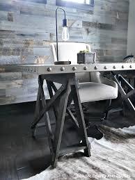 Rustic Office Desk Modern Rustic Office Design Whiteaker