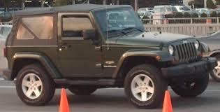 07 jeep wrangler file 07 jeep wrangler convertible 2 door jpg wikimedia