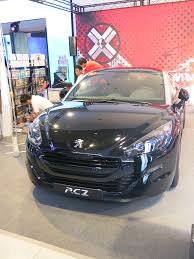 car maker peugeot cars to drool for at the manila international auto show 2014