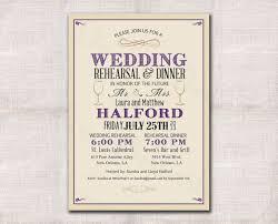 wedding rehearsal dinner invitations templates free wedding rehearsal dinner invitation custom printable dinner