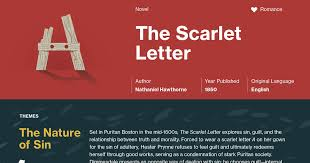 the scarlet letter chapter 7 summary course hero