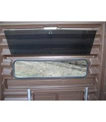Hunting Blind Windows Window Conversion Kits Replacement Deer Blind Windows 4x8 Blynd