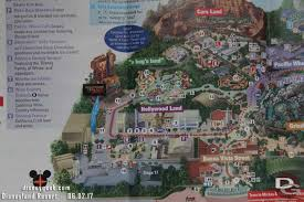 map of california adventure disneyland resort free wi fi now available in locations