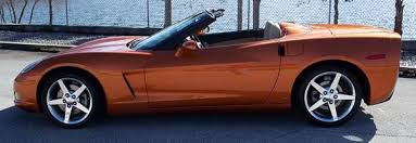 atomic orange corvette convertible for sale corvette spotlight of the month roger s corvette center