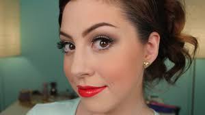 theatrical makeup school cheer makeup tutorial for recitals competitions