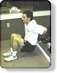 Triceps Bench Dips Tricep Exercise Bench Dips For Triceps