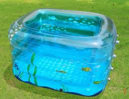 small inflatable pool design pools for home
