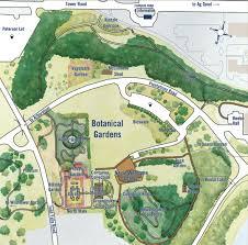 Ithaca Map Maps Cornell Botanic Gardens