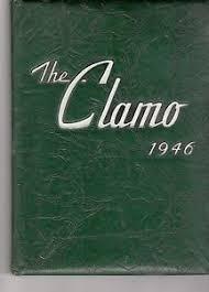 clayton high school yearbook 1946 clayton high school yearbook the clamo ebay